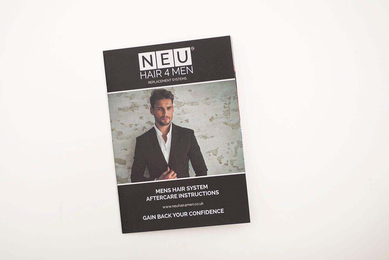 neu hair for men manual