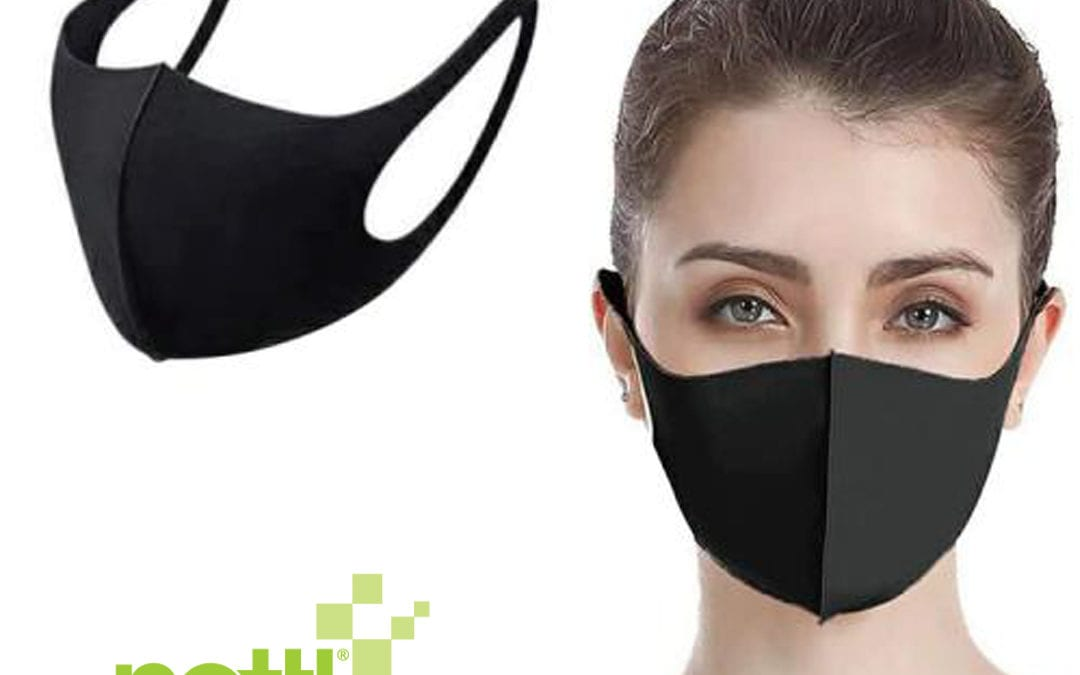 Face coverings are already mandatory in England on public transport and will soon be required in shops from 24th July