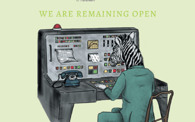 We are remaining open
