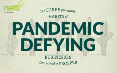 Pandemic defying