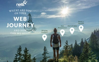 Where are you on your web journey?