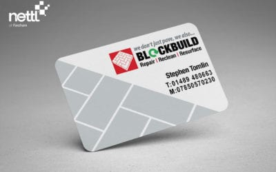 We print great quality business cards