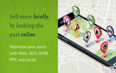 Maximise your customer reach online