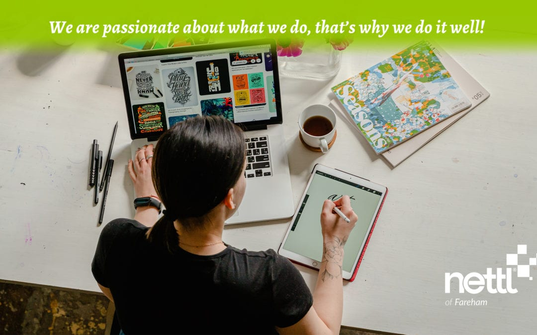 We are passionate about what we do!